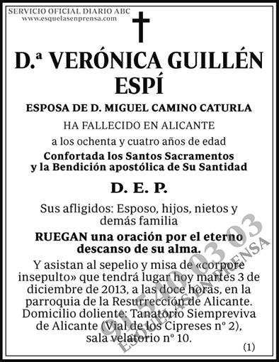 Verónica Guillén Espí